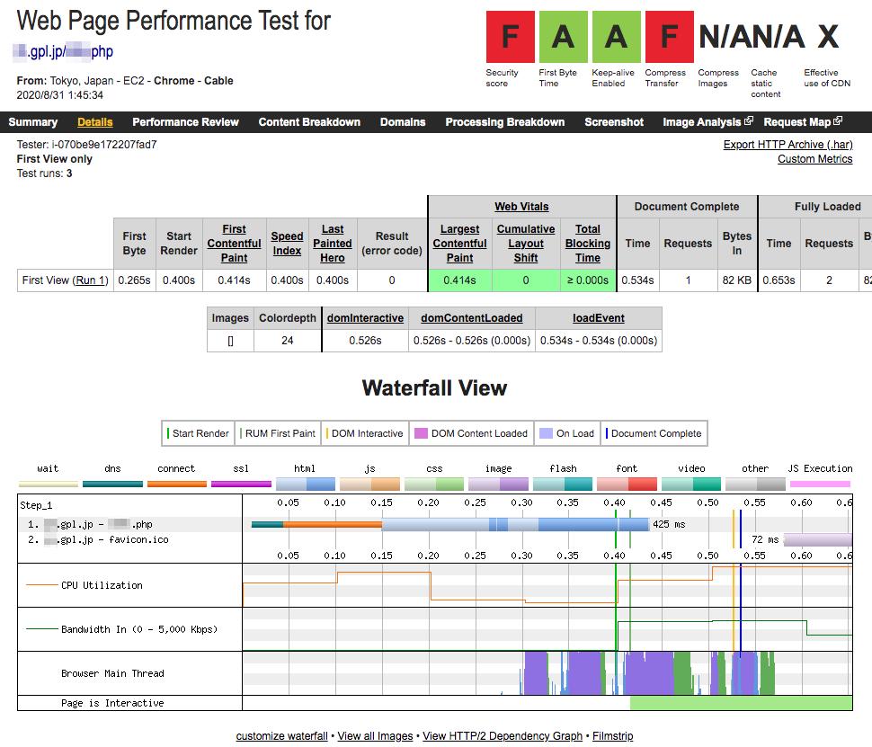 WebPageTest_Test_Details_-_Tokyo___jh_gpl_jp_info_php_-_08_31_20_01_45_34